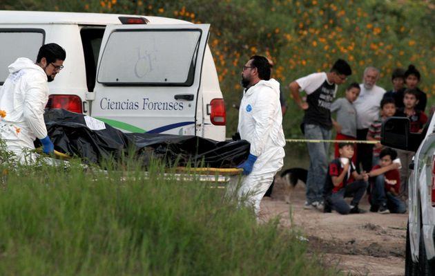 Μεξικό: 44 σοροί βρέθηκαν διαμελισμένες σε