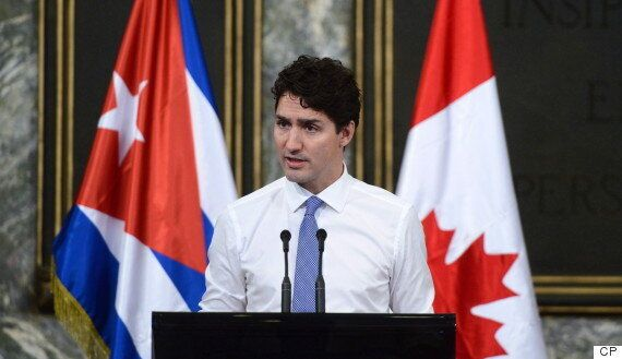 Justin Trudeau Now Says Fidel Castro Was A