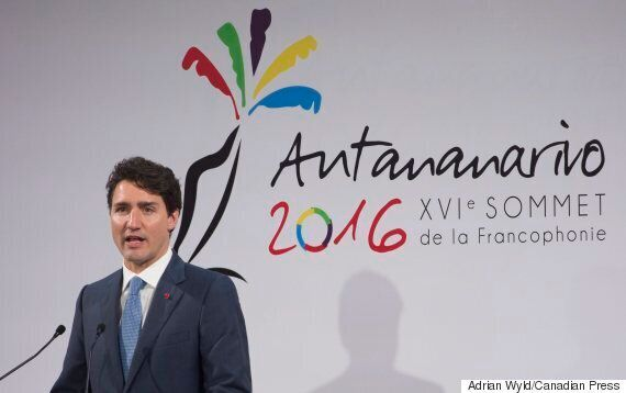 Trudeau Calls Out French Countries Where LGBTQ Communities