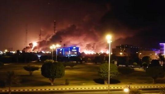La production saoudienne de pétrole chute après une attaque de