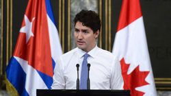 Trudeau Remembers Castro As 'Larger Than Life,'