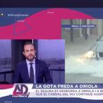 Indignación con el alcalde de Orihuela, del PP, por lo que hizo en 'À Punt' al ser entrevistado sobre las