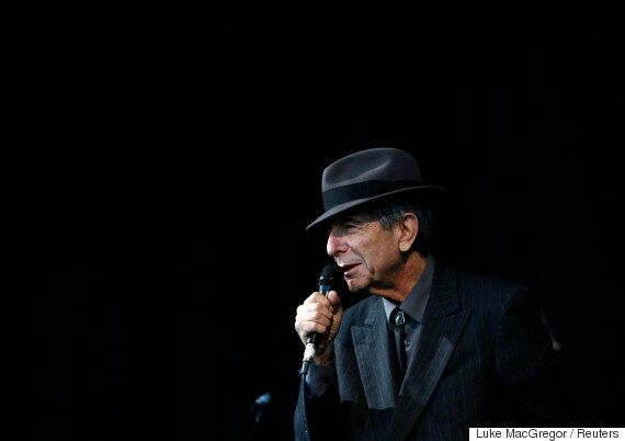 Leonard Cohen's Music Sales, Streaming Rise Over 400 Per