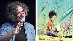 """""""PER QUELLA VIGNETTA MI CHIAMÒ MATTARELLA"""" - Intervista a Makkox (di N."""