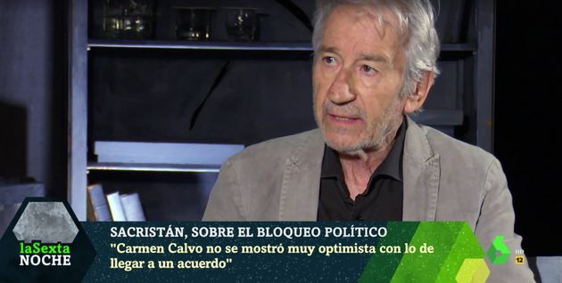 José Sacristán en 'LaSexta