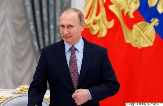 Russia Desire For Better Relations With Canada May Mean End To North Pole