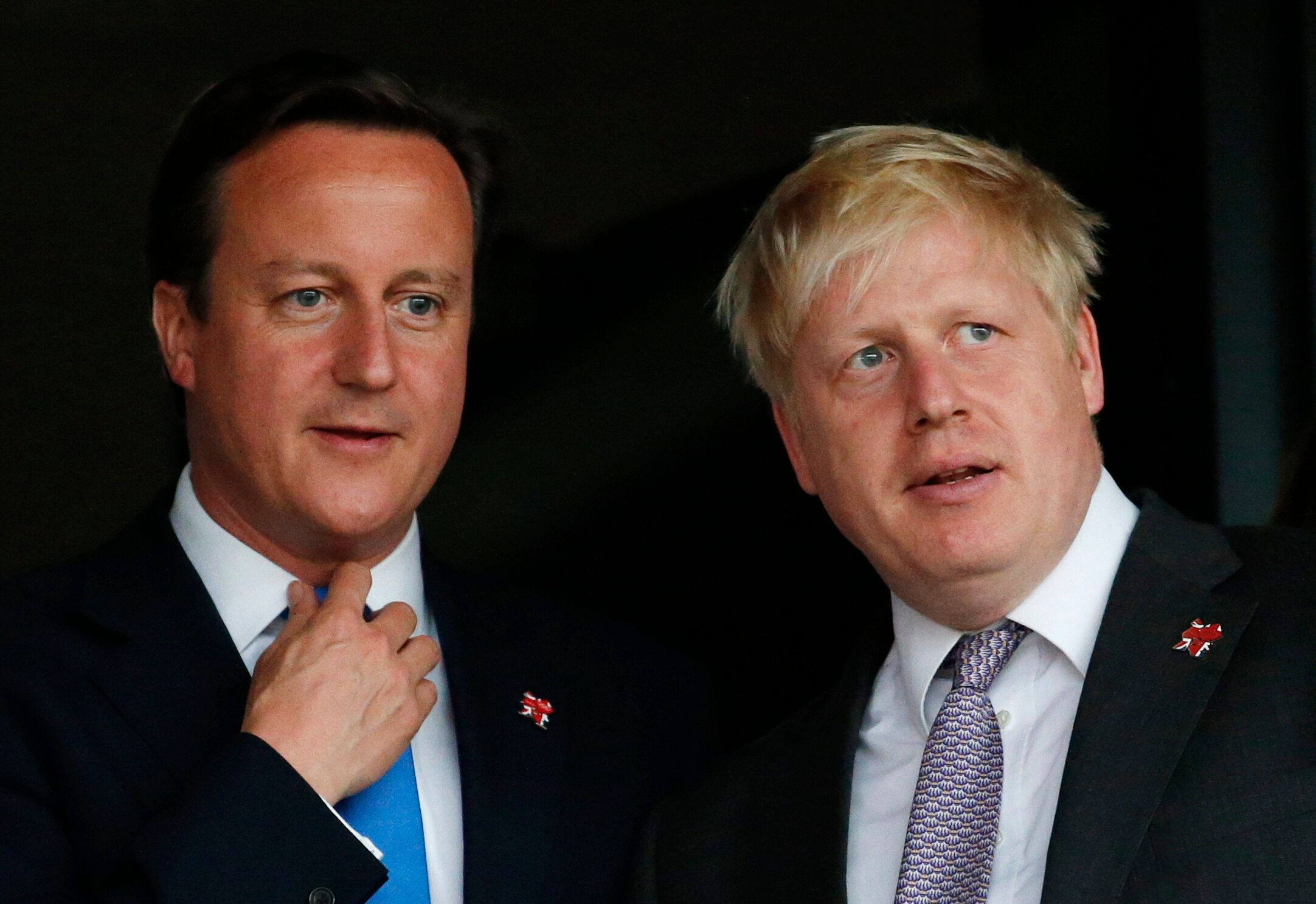 David Cameron Slams 'Liar' Boris Johnson For Backing Brexit To Boost Career