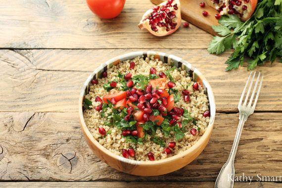 This Salad Has 3 Times More Antioxidants Than Green