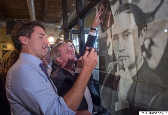 Trudeau Says There's No Link Between Him And Pierre Elliott Trudeau