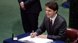 Business Leaders Push Trudeau For 'Bold Leadership' On