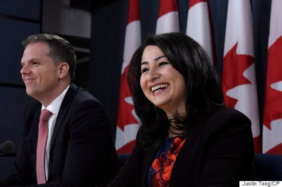 Maryam Monsef's Bill To Roll Back Tory Changes To Voting