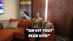 Raphaël Varane raconte son