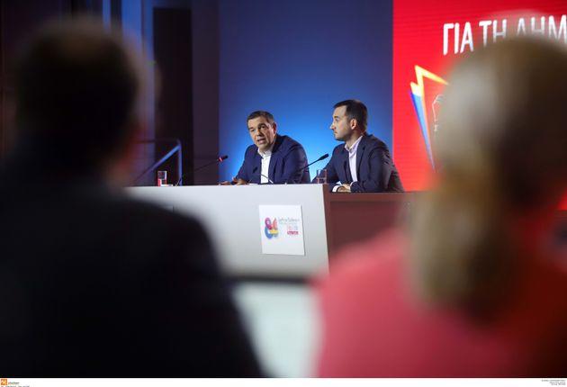«Αυτή την αντιπολίτευση θα κάνω»: Οσα είπε ο Τσίπρας στη συνέντευξη Τύπου της