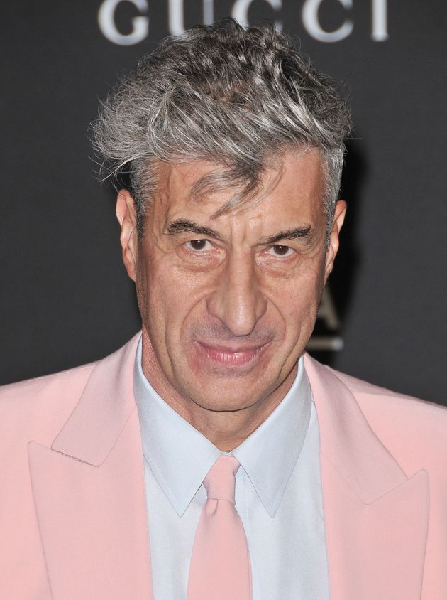 Maurizio Cattelan arrives at the 2018 LACMA Art + Film Gala held at LACMA in Los Angeles, CA on Saturday,...