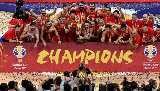 España, campeona del Mundo de