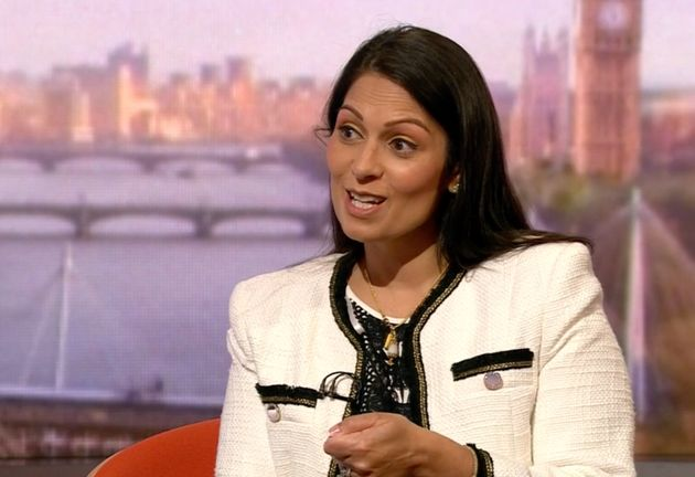 Priti Patel Claims She Has Not Supported The Death Penalty While An MP