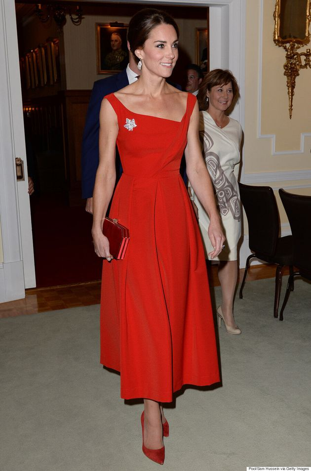 The Duchess Of Cambridge Wears A Dress We've (Kind Of) Seen Before At The Place2Be