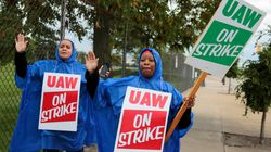 GM's UAW Workers Call A Nationwide Strike For First Time In 12