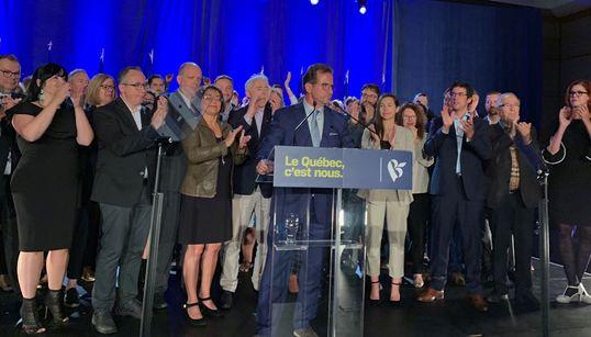«Le Québec, c'est nous»: le Bloc québécois présente sa plateforme