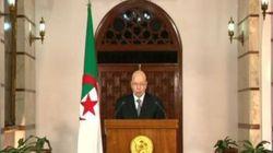 Bensalah convoque le corps électoral pour le 12 décembre