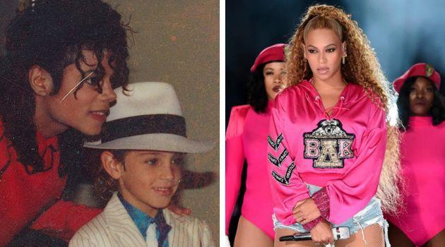 Michael Jackson, em cena de