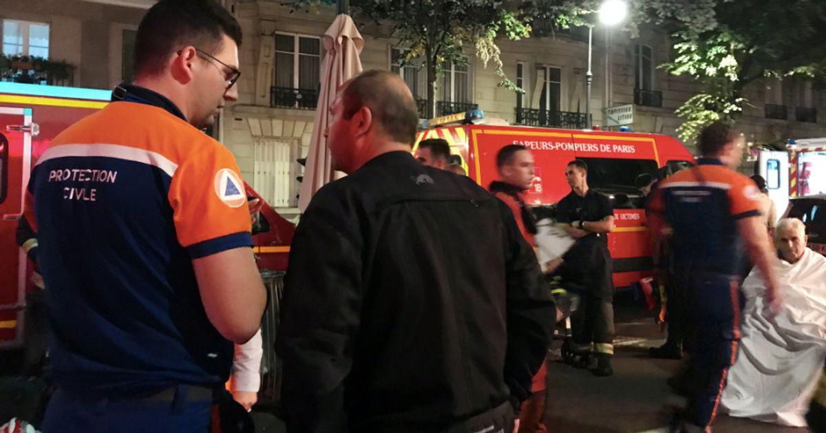 À Paris, un incendie dans une maison de retraite du 16e arrondissement fait au moins un mort