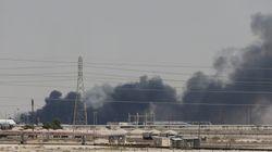 사우디 석유 시설 드론 공격으로 국제유가가 폭등하고