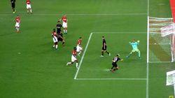 Le match Monaco-OM sur Canal+ a été interrompu au pire