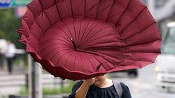 千葉・南房総市と館山市に「警戒レベル4」、避難勧告も 伊豆諸島は夕方に大雨の見通し