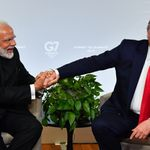 Modi Invited Trump To Houston Event, US President Said Yes