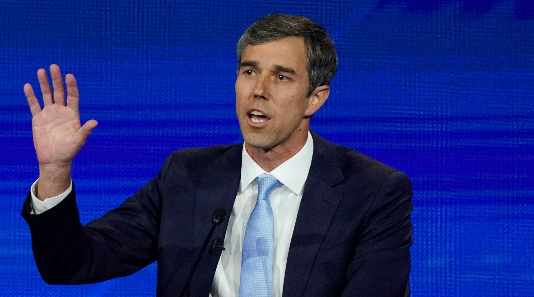 Westlake Legal Group 5d7efbcf2400002e2a7b71db Beto O'Rourke On Biden's Age And Fitness: 'Who The Hell Cares?'