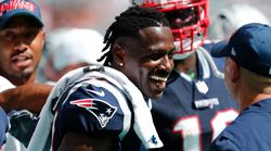 Antonio Brown Makes Patriots Debut Days After Woman Accuses Him Of Sexual