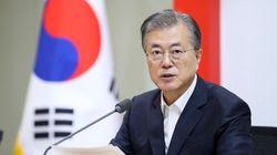문대통령, 동해를 '일본해'로 표기한 공공기관에 엄중