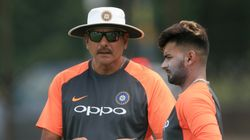 Ravi Shastri Has A Strict Warning For Rishabh Pant, 'Talent Or No