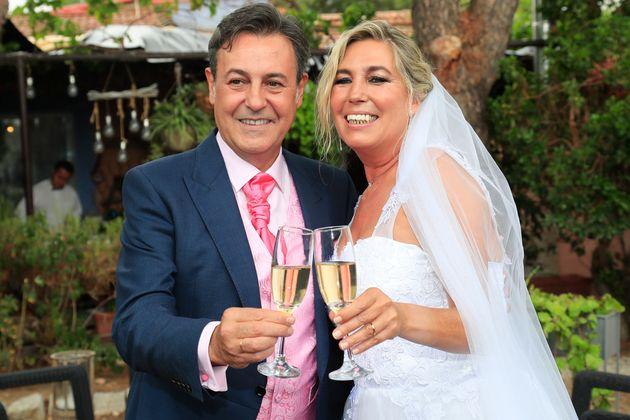 La boda de Jose Ribagorda y Loles
