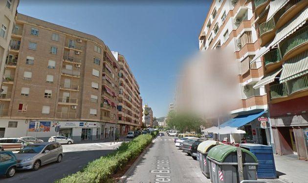 Imagen de la calle Benissuai, en