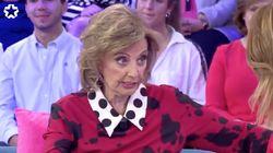María Teresa Campos le da una estocada sin precedentes a Telecinco: