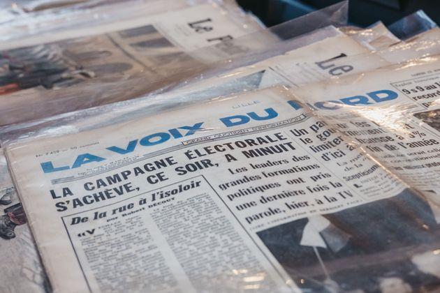 Facebook aide la presse régionale française dont La Voix du Nord à développer...