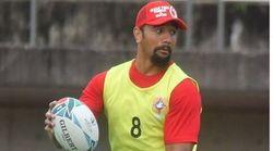 """Dopo due anni di chemio, Nasi Manu torna a giocare a rugby: """"Sono una persona"""