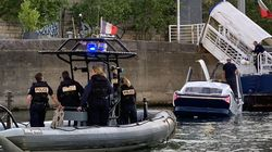 À peine autorisées à être testées sur la Seine, les Seabubbles contrôlées par la police