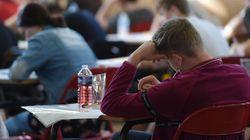 11.000 élèves passent le brevet des collèges, décalé à cause de la canicule de