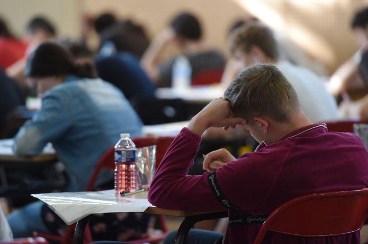 L'an dernier, 1258 élèves avaient passé la session de remplacement de septembre.