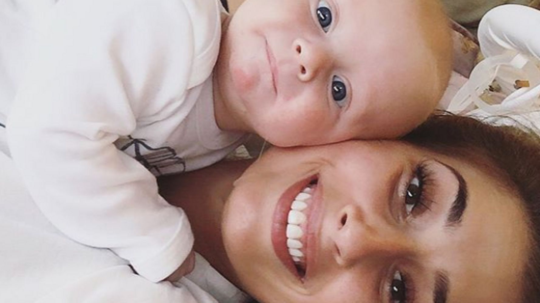 Stacey Solomon Gives An Insight Into Life With Son Rex: 'We Have No Routine Whatsoever'
