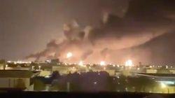 El precio del crudo se dispara un 10% tras el ataque contra la mayor refinería de Arabia
