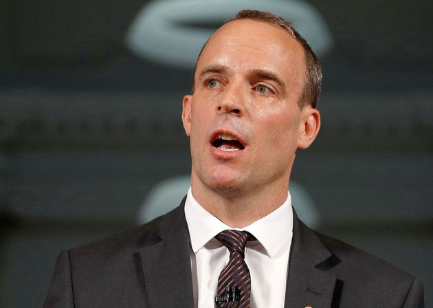 File photo dated 23/08/18 of Dominic Raab, who will seek to