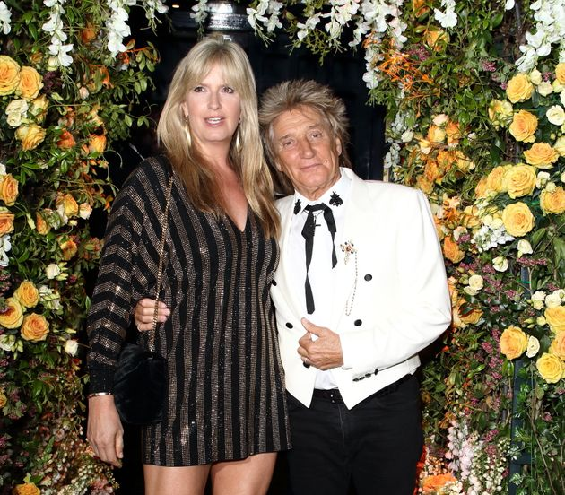 Rod Stewart and Penny