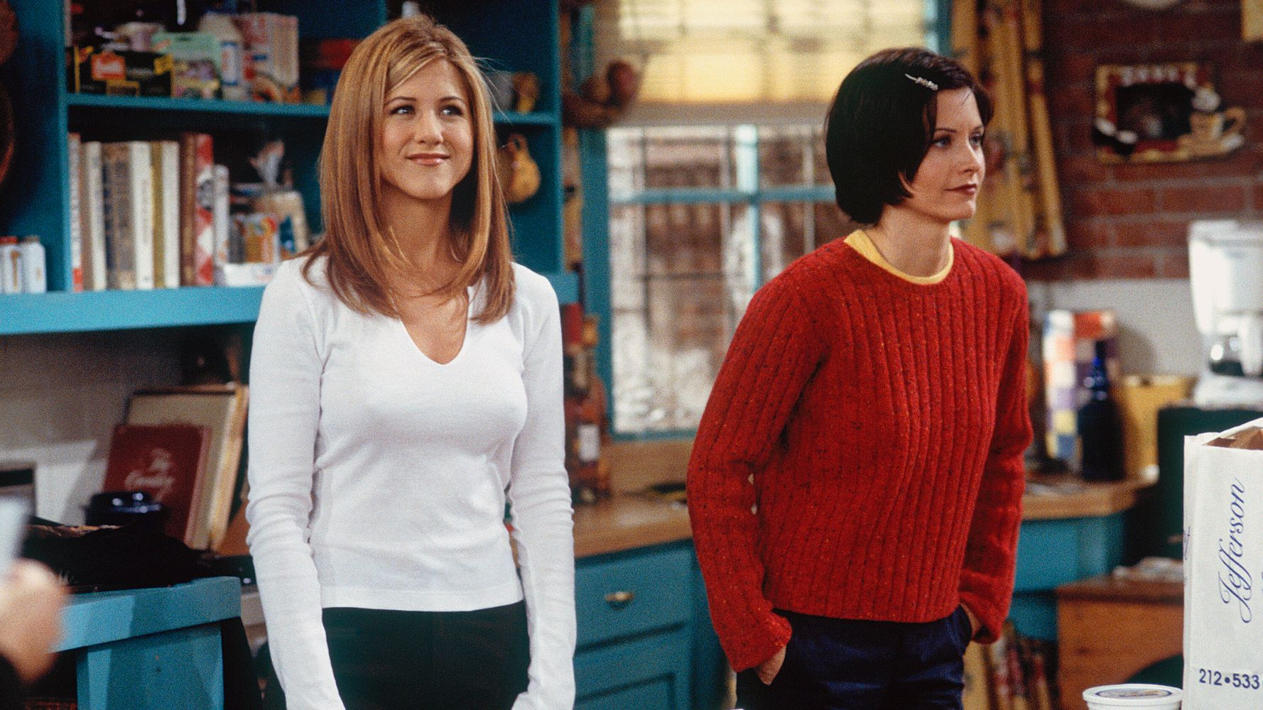 Friends Scriptwriters Were Banned From Using The Word 'Condom' – But Is Today's TV Any Better?