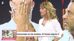 """″¡Y una mierda!"""": el estallido feminista de Emma García en 'Viva la"""