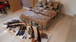 Κύκλωμα λαθρεμπορίας όπλων στην Κρήτη: Τα «στεγανά» και η αλβανική