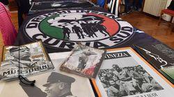 """ESTORSIONI E VIOLENZE/2 - Simboli fascisti tra gli oggetti sequestrati agli ultras della Juventus. Il pm: """"Anche i tifosi par..."""
